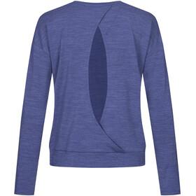 super.natural Jonser Sweat-shirt de survêtement Femme, coastal fjord melange